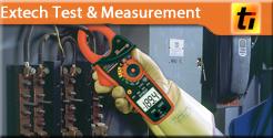 BUTTONS - Extech Test & Measurements