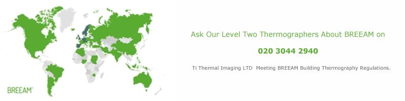 BREEAM Thermographic Surveys