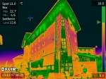 Building thermography commercial building