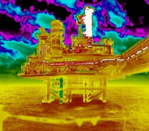 Oil and gas thermalimaging