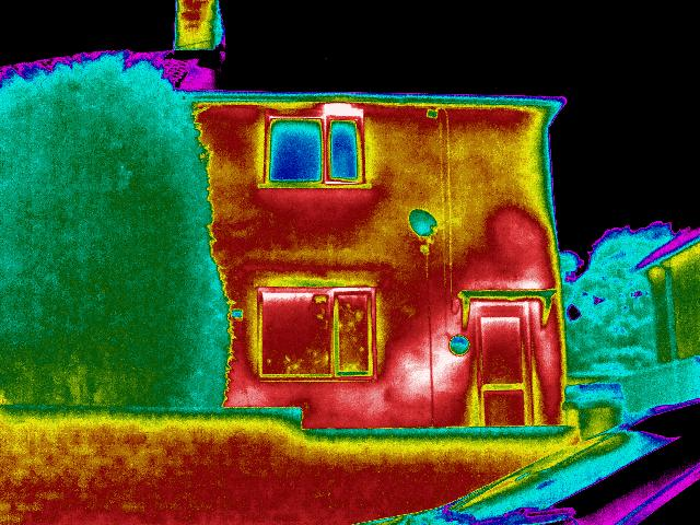 Residents Offered Free Thermal Image Scans Of Homes