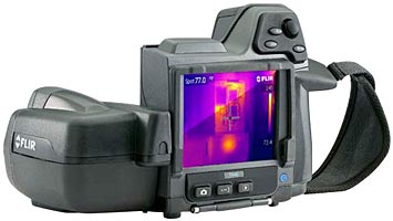 Flir T420bx Sale Ti Thermal Imaging Ltd