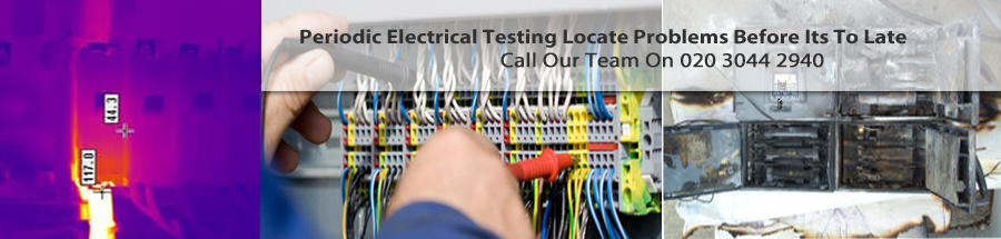 periodic testing & inspection
