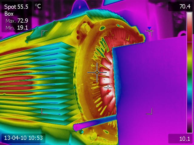 Mechanical Thermal Imaging Ti Thermal Imaging Ltd