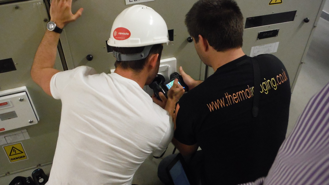 Dubai Electricity And Water Authority Thermal Imaging